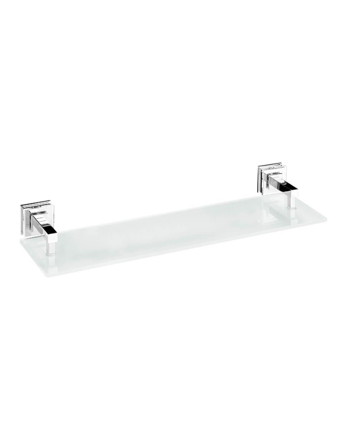 Repisa para baño con cristal de PyP
